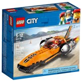LEGO 60178, City, Speed Record Car, auto za obaranje brzinskih rekorda