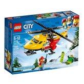 LEGO 60179, City, Ambulance Helicopter, helikopter hitne pomoći