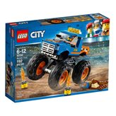LEGO 60180, City, Monster Truck, čudovišni kamion