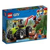 LEGO 60181, City, Forest Tractor, šumski traktor