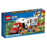 LEGO 60182, City, Pickup & Caravan, kamionet i karavan