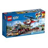 LEGO 60183, City, Heavy Cargo Transport, transporter teškog tereta