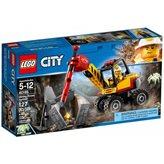 LEGO 60185, City, Mining Power Splitter, rudarski električni razdvajač