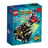 LEGO 76092, DC Comics Super Heroes, Batman vs. Harley Quinn, mighty micros