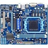 Matična ploča GIGABYTE GA-78LMT-S2, AMD 760G, DDR3, zvuk, SATA, D-SUB, RAID, G-LAN, PCI-E, DVI, D-SUB, mATX, s. AM3+