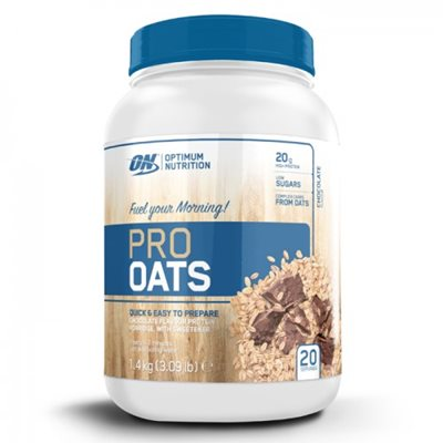 Zamjenski obrok OPTIMUM NUTRITION Pro Oats 1,4kg čokolada - proteinska kaša