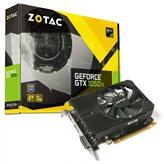 Grafička kartica PCI-E ZOTAC GeForce GTX 1050Ti Mini, 4GB DDR5, DVI, HDMI, DP