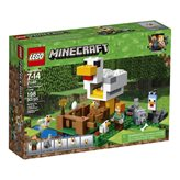 LEGO 21140, Minecraft, The Chicken Coop, kokošinjac