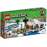 LEGO 21142, Minecraft, The Polar Igloo, polarni iglu