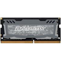 Memorija SO-DIMM PC-21300, 4GB, CRUCIAL BLS4G4S26BFSD, DDR4 2666MHz