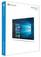 MICROSOFT Windows 10 Home, 32-bit/64-bit, Hrvatski, Retail, USB, KW9-00471