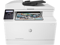 Multifunkcijski uređaj HP Color LaserJet Pro MFP M181fw, T6B71A, printer/scanner/copier/fax, 600dpi, 256MB, USB, Ethernet, WiFi