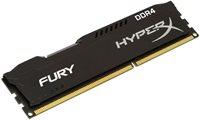 Memorija PC-19200, 16 GB, KINGSTON HyperX Fury, HX424C15FB/16, DDR4 2400 MHz