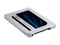 "SSD 1000.0 GB CRUCIAL MX500, CT1000MX500SSD1, SATA3, 2.5"", maks do 560/510 MB/s"