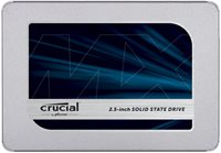 "SSD 2000.0 GB CRUCIAL MX500, CT2000MX500SSD1, SATA3, 2.5"", maks do 560/510 MB/s"