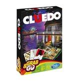 Društvena igra HASBRO Grab&Go, Clue, putno izdanje