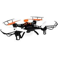 Dron OVERMAX X-BEE 2.5 WiFi, kamera, 6-osni žiroskop, vrijeme leta do 10min, 2x baterija, upravljanje daljinskim upravljačem, crni