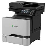 Multifunkcijski uređaj LEXMARK CX727de, printer/scanner/copy, laserski, 1200dpi, 38 str/min, USB, Ethernet, WiFi, Duplex, LCD Ekran