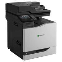 Multifunkcijski uređaj LEXMARK CX827de, printer/scanner/copy/fax, laserski, 1200dpi, 50 str/min, USB, Ethernet, WiFi, Duplex, LCD Ekran