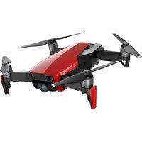 Dron DJI Mavic Air, Flame Red, 4K UHD kamera, 3-axis gimbal, vrijeme leta do 21min, upravljanje daljinskim upravljačem, crveni