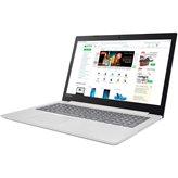 "Prijenosno računalo LENOVO IdeaPad 320 80XH008XSC / Core i3 6006U, DVDRW, 8GB, 1000GB, HD Graphics, 15.6"" LED FHD, Windows 10, bijelo"
