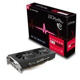 Grafička kartica PCI-E SAPPHIRE AMD RADEON RX 580 Pulse, 8GB DDR5, DVI-D, HDMI, DP