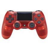 Gamepad SONY PlayStation 4, DualShock 4 v2, bežični, Translucent Red