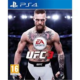 Igra za SONY Playstation 4, EA Sports UFC 3 PS4