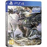 Igra za SONY Playstation 4, Monster Hunter World Steelbook Edition PS4