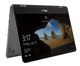 "Prijenosno računalo ASUS ZenBook Flip 14 UX461UA-E1012T / Core i5 8250U, 8GB, SSD 256GB, HD Graphics, 14"" LED Touch FHD, BT, HDMI, USB 3.0, Windows 10, sivo"