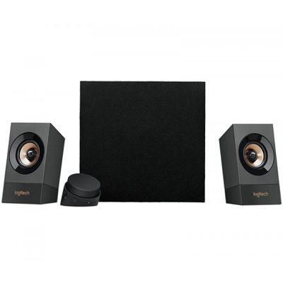 Zvučnici LOGITECH Z537, 2.1, 60W, bluetooth, crni