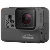 Sportska digitalna kamera GOPRO HERO5 Black, 4K30, 1080p120, 12 Mpixela, WiFi, BT, GPS, USB-C, micro HDMI, microSD + GoPro 3-Way AFAEM-001 + GoPro Rechargeable Battery AABAT-001-EU