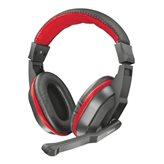 Slušalice TRUST Ziva Gaming Headset, crne