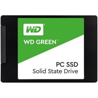 "SSD 120.0 GB WESTERN DIGITAL Green, WDS120G2G0A, SATA 3, 2.5"", 540/430 MB/s"