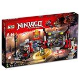 LEGO 70640, Ninjago, S.O.G. Headquarters, sjedište G.S.-a
