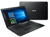 "Prijenosno računalo ASUS x751sa-ty124t / QuadCore N3710, DVDRW, 4GB, 1000GB, HD Graphics, 17.3"" LED HD, kamera, HDMI, LAN, USB 3.0, Windows 10, crno"