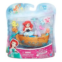 Set za igru HASBRO, Disney Princess, Ariel's Floating Dreams, Ariel i brodić