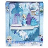 Set za igru HASBRO, Disney, Elsa's Frozen Castle, Elsin dvorac