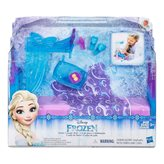 Set za igru HASBRO, Disney, Frozen, Icicle Canopy Bed, Elsin krevet