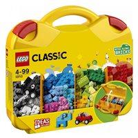 LEGO 10713, Classic, Creative Suitcase, kreativni kovčeg