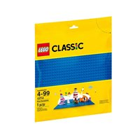 LEGO 10714, Classic, Blue Baseplate, plava podloga