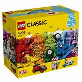 LEGO 10715, Classic, Bricks on a Roll, kocke u pokretu