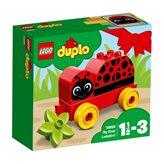 LEGO 10859, Duplo, My First Ladybug, moja prva bubamara