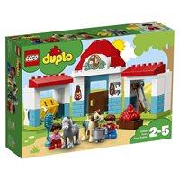 LEGO 10868, Duplo, Farm Pony Stable, staja ponija s farme