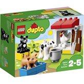 LEGO 10870, Duplo, Farm Animals, seoske životinje