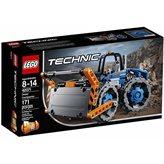 LEGO 42071, Technic, Dozer Compactor, buldožer nabijač, 2u1
