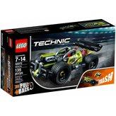 LEGO 42072, Technic, WHACK!, pull-back