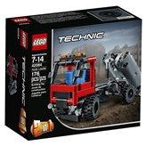 LEGO 42084, Technic, Hook Loader, utovarivač s kukom, 2u1