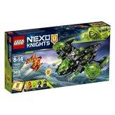 LEGO 72003, Nexo Knights, Berserker Bomber, bombarder