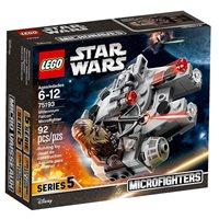 LEGO 75193, Star Wars, Millennium Falcon Microfighter